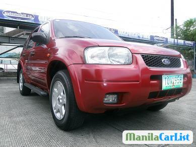 Pictures of Ford Escape Automatic 2005