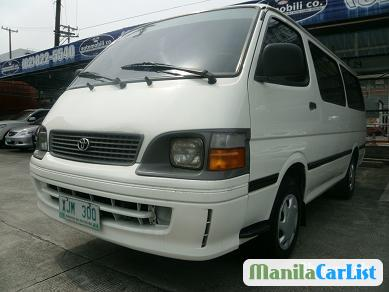 Picture of Toyota Hiace Manual 2003