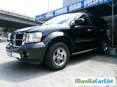 Pictures of Dodge Durango Automatic 2008