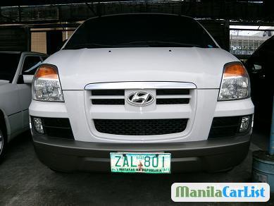Picture of Hyundai Starex Manual 2005