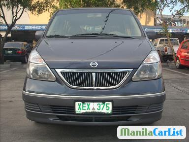 Pictures of Nissan Serena Automatic 2002