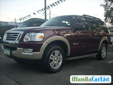 Pictures of Ford Explorer Automatic 2008