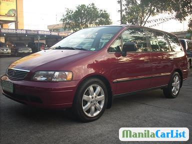 Pictures of Honda Odyssey Automatic 1998