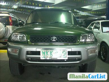 Picture of Toyota RAV4 Automatic 1999