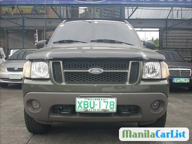 Picture of Ford Explorer Sport Trac Automatic 2001