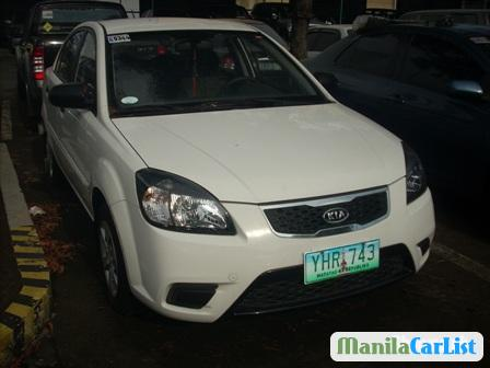 Picture of Kia Rio Manual 2009