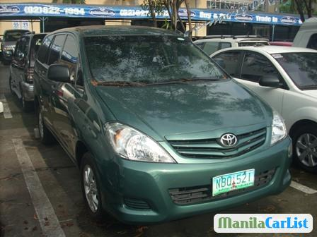 Picture of Toyota Innova Manual 2009