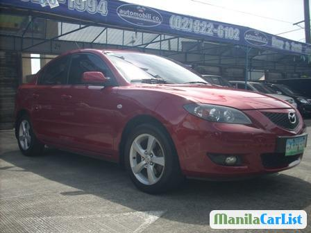 Picture of Mazda Mazda3 Automatic 2004