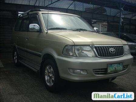 Pictures of Toyota Revo Manual 2004
