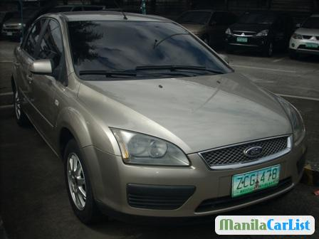 Picture of Ford Focus Manual 2006