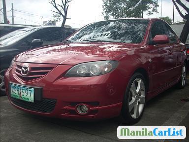 Picture of Mazda Mazda3 Automatic 2004