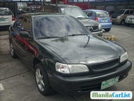 Picture of Toyota Corolla Automatic 2000