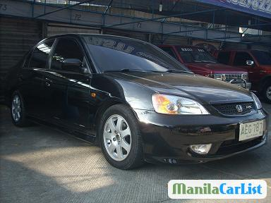 Picture of Honda Civic Manual 2002