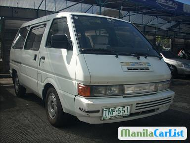Picture of Nissan Vanette Manual 1994