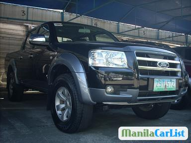 Picture of Ford Ranger Manual 2009