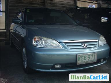 Picture of Honda Civic Manual 2001