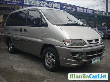 Pictures of Mitsubishi Space Gear Automatic 2004