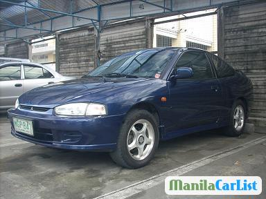Picture of Mitsubishi Lancer Manual 1999