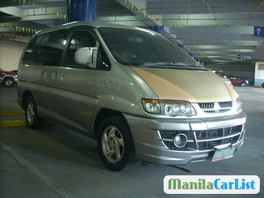 Picture of Mitsubishi Space Gear Automatic 2003