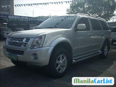 Picture of Isuzu Alterra Automatic 2007