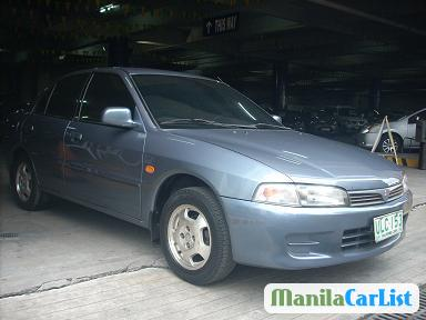 Pictures of Mitsubishi Lancer Automatic 1997