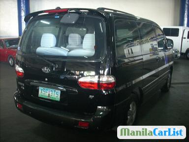 Pictures of Hyundai Starex Automatic 2005