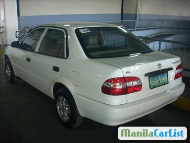 Pictures of Toyota Corolla Manual 2004