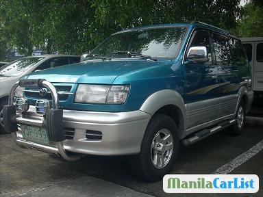 Picture of Toyota Revo Manual 2000