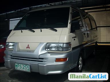 Pictures of Mitsubishi L300 Manual 2000
