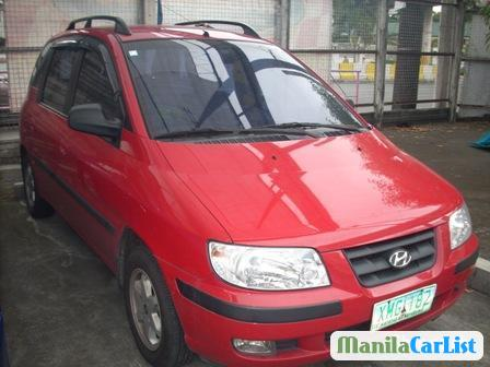 Pictures of Hyundai Matrix Automatic 2004