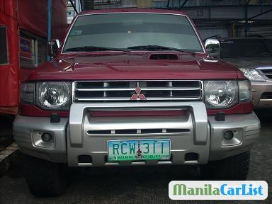 Pictures of Mitsubishi Pajero Automatic 2005