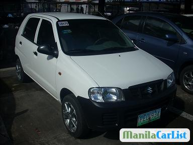 Picture of Suzuki Alto Manual 2011