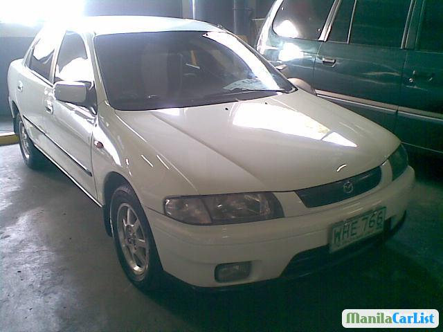 Pictures of Mazda Familia Automatic 1999