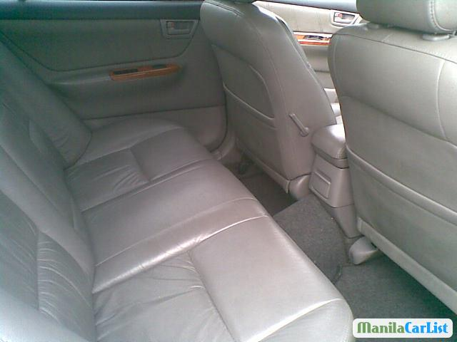 Picture of Toyota Corolla Manual 2004