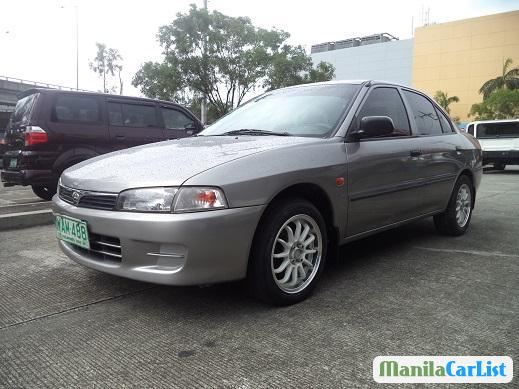 Picture of Mitsubishi Lancer Manual 1997