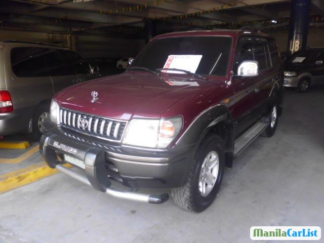 Picture of Toyota Land Cruiser Automatic 1997