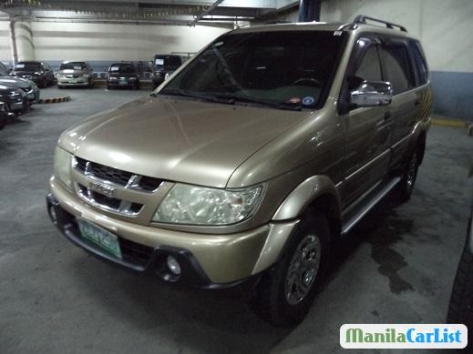 Picture of Isuzu Crosswind Sportivo Automatic 2006