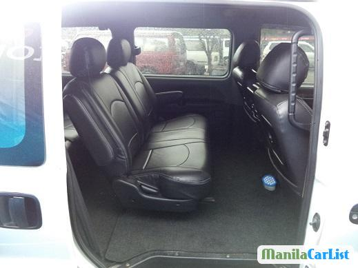Picture of Hyundai Starex Automatic 2007