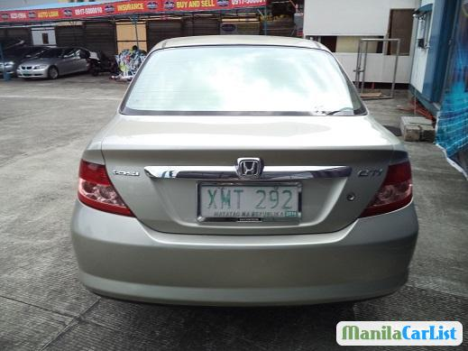 Picture of Honda City Automatic 2008