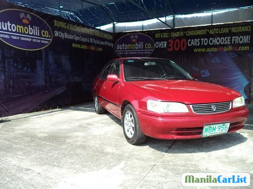 Picture of Toyota Corolla Automatic 1998