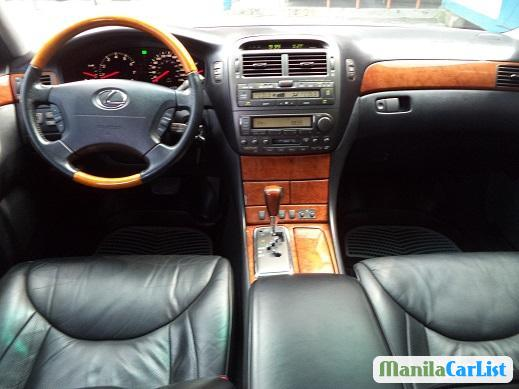 Picture of Lexus LS 430 Automatic 2001
