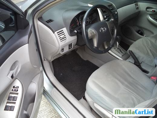 Picture of Toyota Corolla Automatic 2009