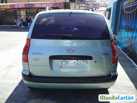 Pictures of Hyundai Matrix Automatic 2003