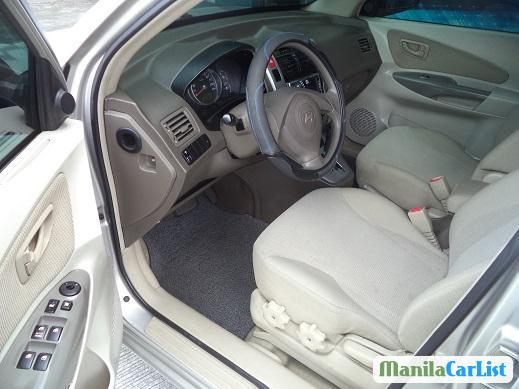 Pictures of Hyundai Tucson Automatic 2006