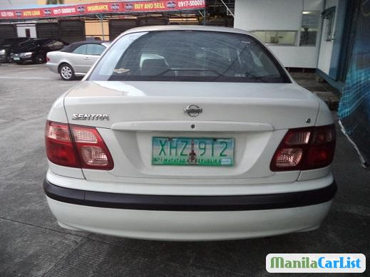 Picture of Nissan Sentra Manual 2003