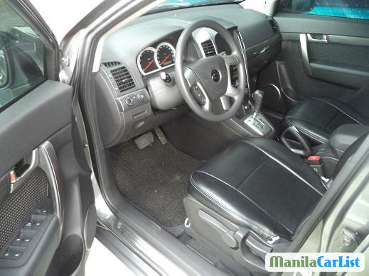 Pictures of Chevrolet Captiva Automatic 2008