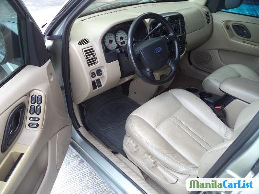 Pictures of Ford Focus Automatic 2006