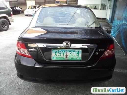 Pictures of Honda City Manual 2005