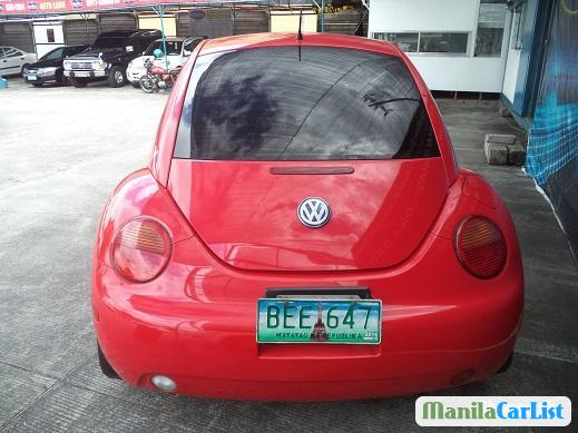 Pictures of Volkswagen Beetle Automatic 2000