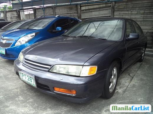 Picture of Honda Accord Automatic 1994